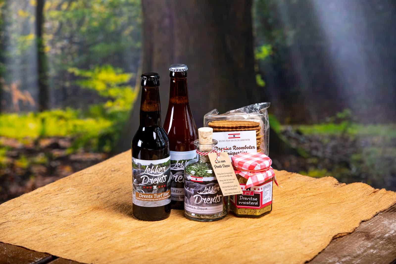 Drents bier pakket