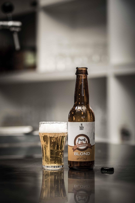 Proef Drenthe bier